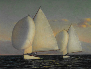 Peter Taylor Quidley - Racing the Sun